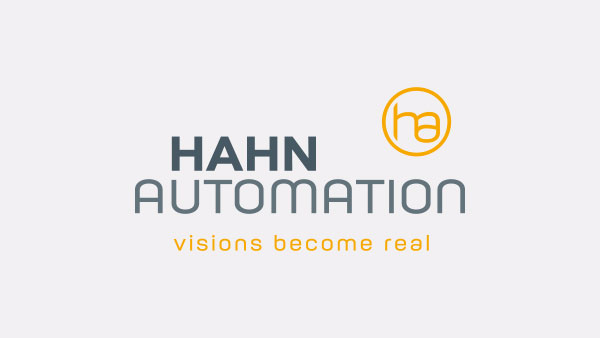 Gelobtes Land HAHN Automation Logo